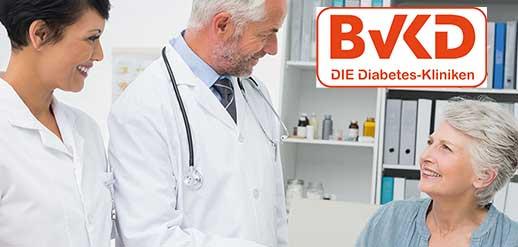 BVKD DIE Diabetes-Kliniken