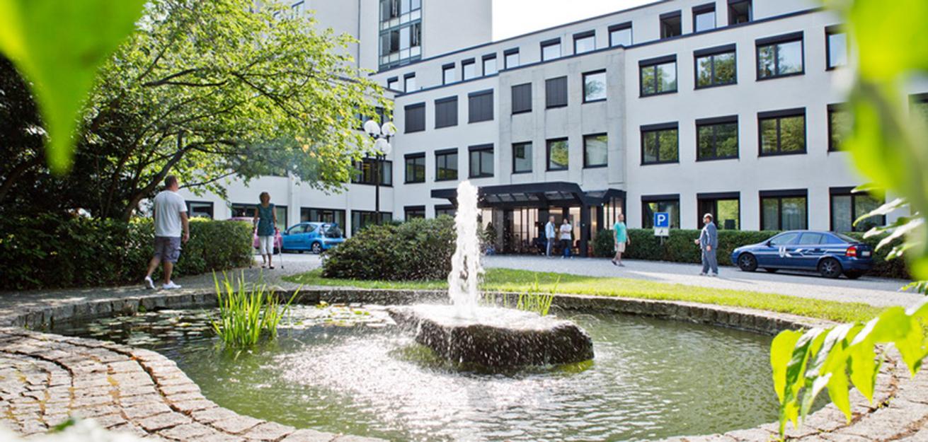 Klinik Herzoghoehe