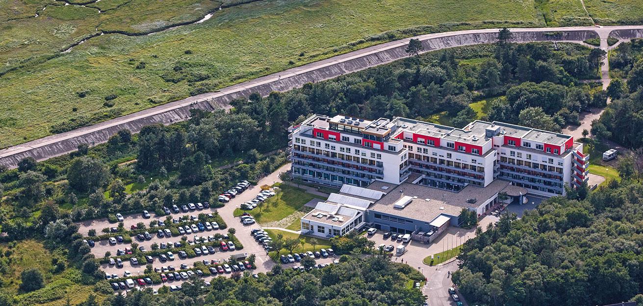 Klinik des Monats: Strandklinik St. Peter Ording