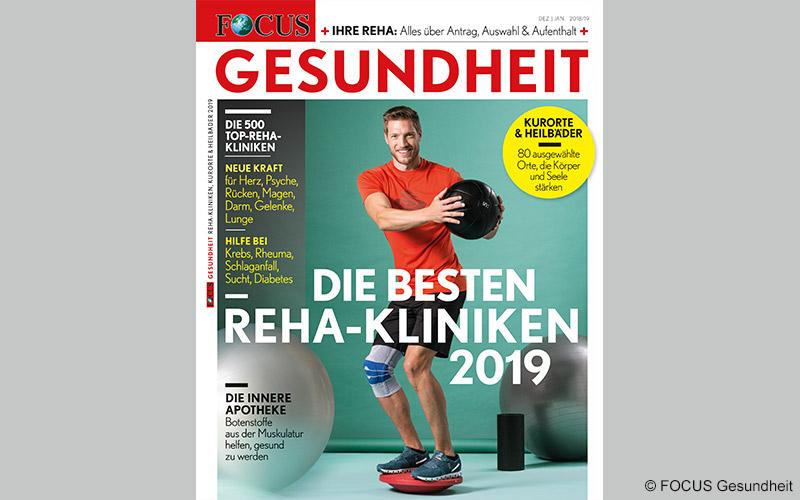 Titelseite FOCUS Gesundheit