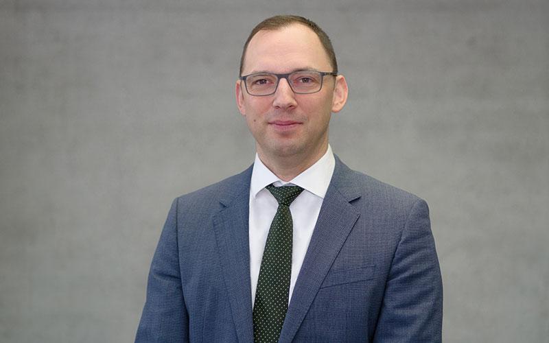 Patrick Mickler - neuer Geschäftsführer in den Kliniken Schmieder