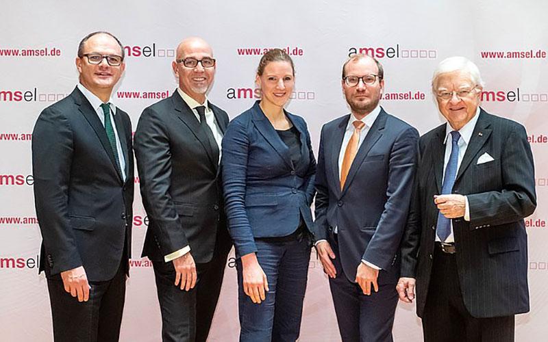Sobek Forschungspreis 2019 - alle Preisträger und Laudatoren copyright AMSEL Martin Stollberg