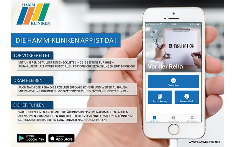 Hamm Kliniken App