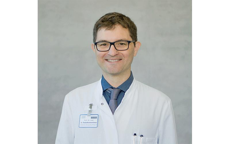 Prof. Dr. med. Anastasios Chatzikonstantinou