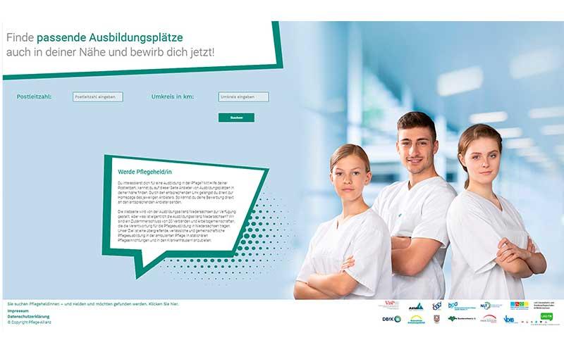 Die Ausbildungsallianz Niedersachsen hat jetzt eine niedersachsenweite trägerübergreifende Webseite für die Ausbildungsplatzsuche veröffentlicht. Foto: Ausbildungsallianz