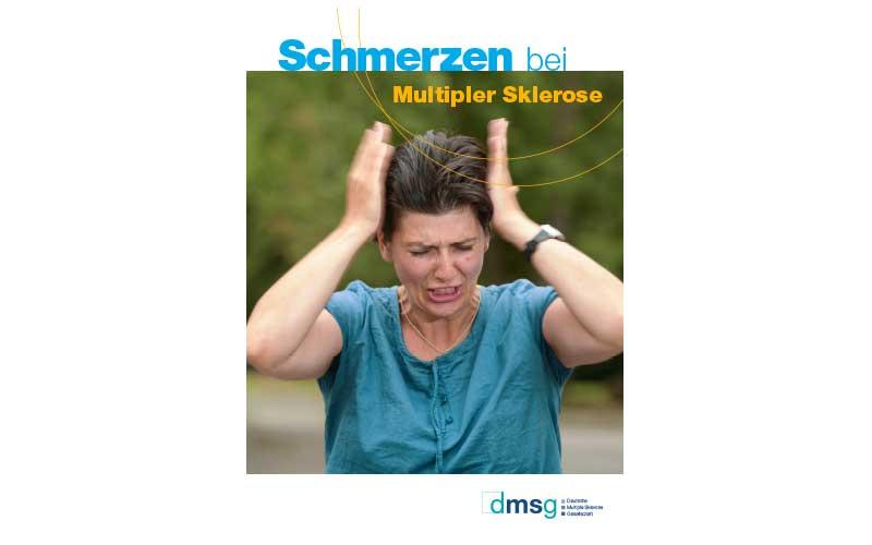Schmerzen DMSG Broschüre