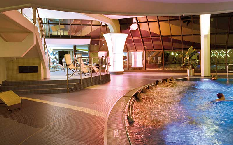 Adelinds Therme Innenbecken