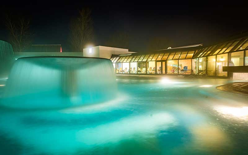 Adelinds Therme Wasserpilz