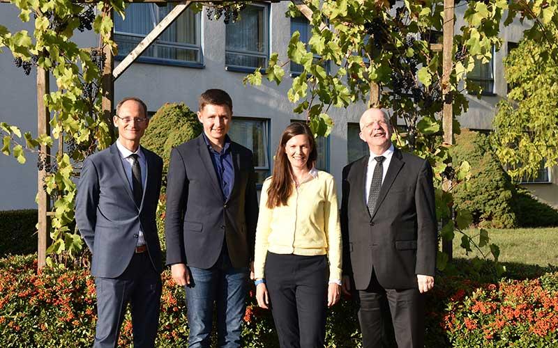 Klinikzentrum Bad Sulza wird Mitglied der DEGEME