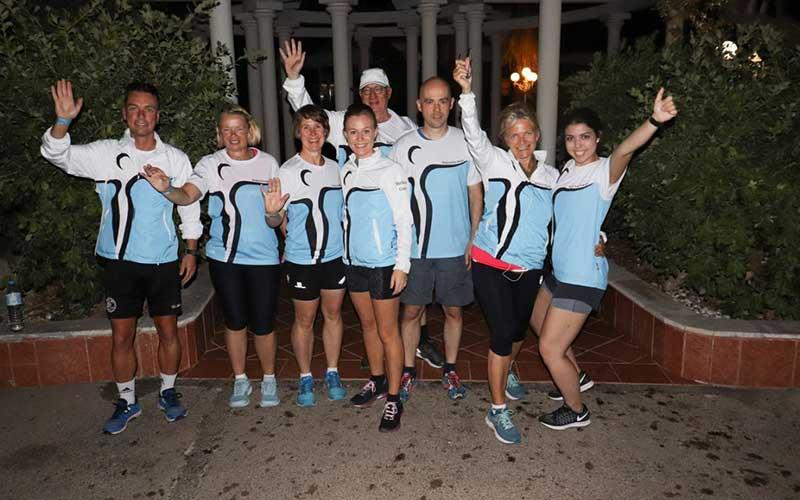 in elf Monaten zum Marathon