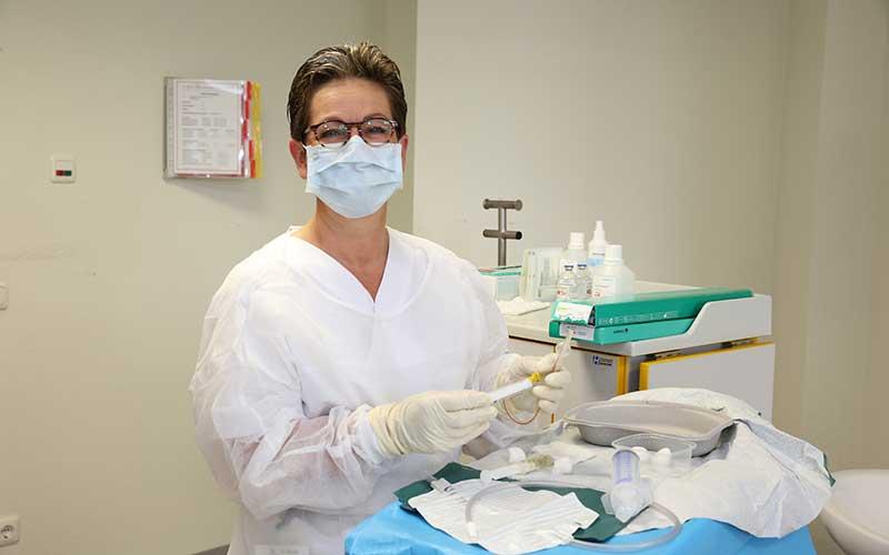 NZN wird Krankenhaus