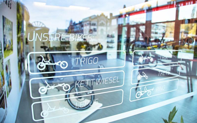 Hase Bikes - Der Besuch lohnt sich: Sämtliche Modelle können getestet werden