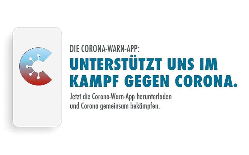 Corona App - Bild Bundesregierung