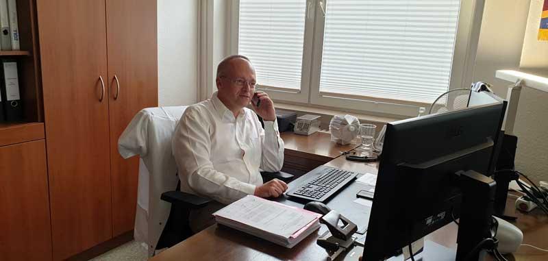 apl. Prof. Dr. med. habil. Axel Schlitt, Leitender Chefarzt Kardiologie und Diabetologie der Paracelsus-Harz-Klinik Bad Suderode