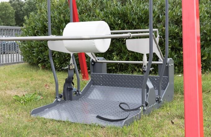 Rollstuhlschaukel