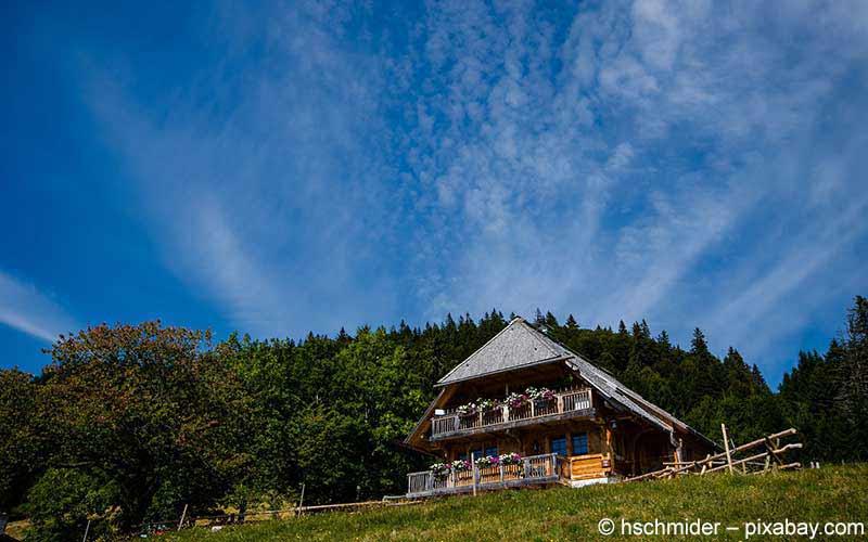 Kurorte im Schwarzwald
