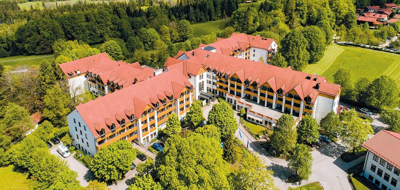 m&i-Fachklinik Bad Heilbrunn Klinikbild