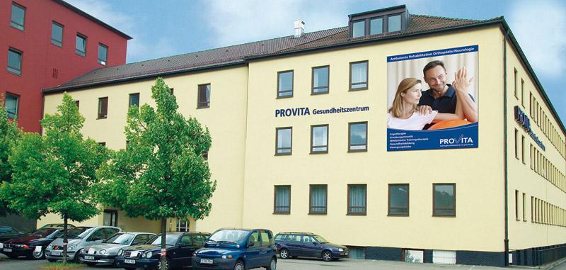 Gesundheitszentrum PROVITA