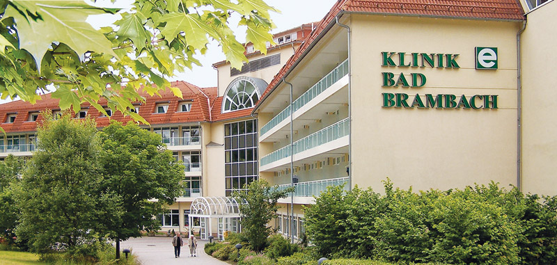 Dr. Ebel Fachklinik Klinik Bad Brambach