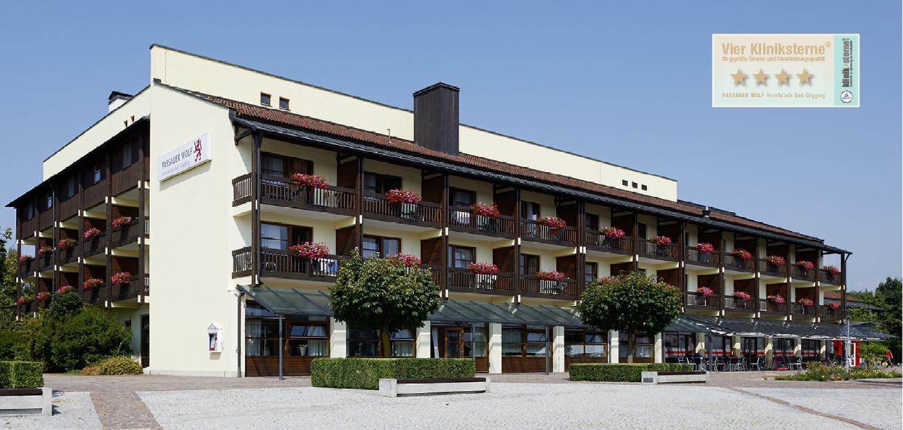 Passauer Wolf Bad Gögging Hotelklinik