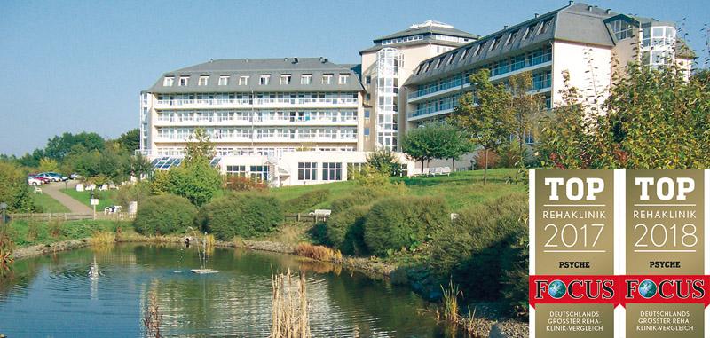 Dr. Ebel Fachklinik Klinik Bergfried